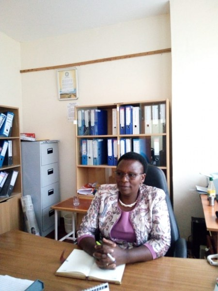 Deputy Principal (Administration) - Mrs Gachenge
