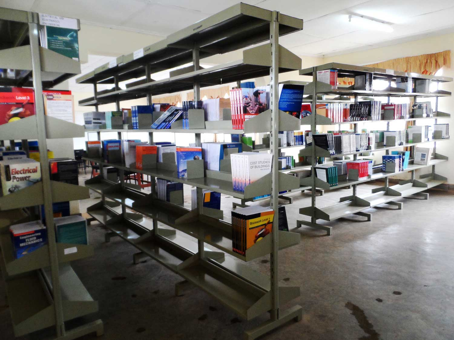 Nyandarua Institute of Science and Technology Library
