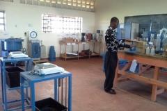 Building and Civil Engineering Workshop