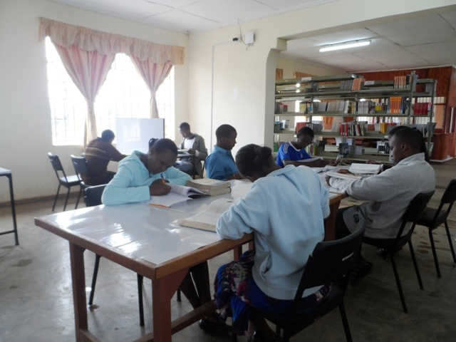 Nyandarua Institute of Science and Technology,The Library